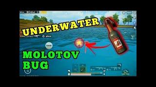 HOW TO Bug Bom Molotov PUBG MOBILE