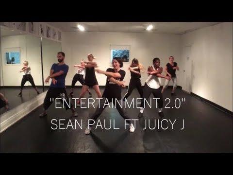 """Entertainment 2.0"" Hip-Hop Fusion Drop-in @ Scream Dance Academy"
