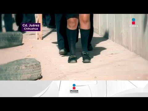 Tres niñas son violadas durante la madrugada en Cd. Juárez | Noticias con Yuriria Sierra