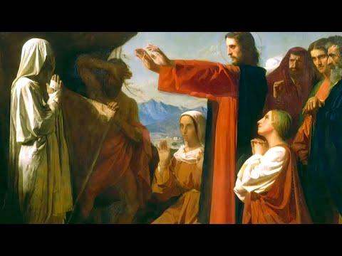 Чудеса Иисуса Христа / Иисус Христос. Жизнь и учение. Фильм 4