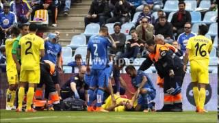 Video grave lesión de Mateo Musacchio