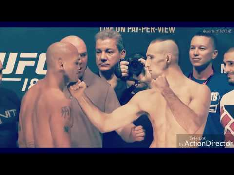 Robbie Lawler Vs Rory MacDonald *Rematch* Highlight In HD | Bloody Fights Honorable Mention|