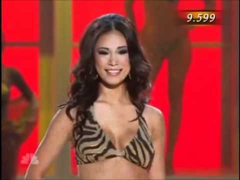 Riyo Mori ( Japan ), Miss Universe 2007 - Swimsuit Competition