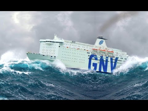 Top 10 Biggest Cruise Ships Crash & Collision at Terrible Waves In Storm