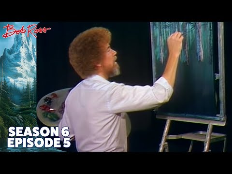 Bob Ross – Secluded Forest (Season 6 Episode 5)