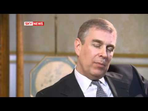 Prince Andrew Interview 2010