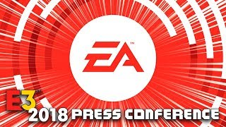 FULL EA PLAY PRESS CONFERENCE [E3 2018] - LIVE REACTION w/runJDrun