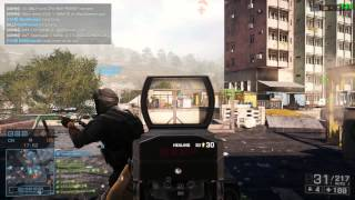 Flood Zone Obliteration Madness - Squad Up - Battlefield 4 Obliteration Gameplay