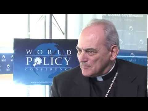World Policy Conference 2013 - Marcelo SANCHEZ SORONDO