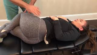 HEADACHE and MIGRAINE relief from full spine CHIROPRACTIC Adjustment