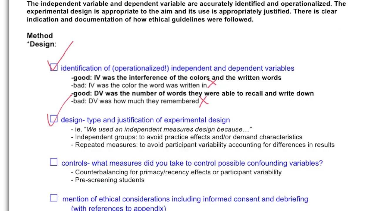 psychology informed consent and experiment