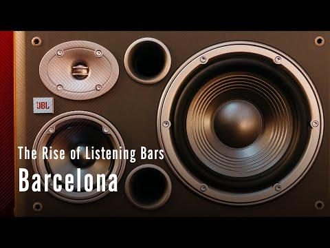 The Rise of Listening Bars: Barcelona | Resident Advisor x Asahi Super Dry