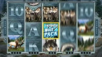 Untamed Wolf Pack Online Slots Game