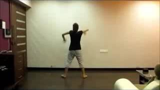 Beautiful Indian dance on song (saree ka Fall sa)