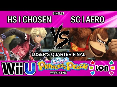 LCA Weekly 69 Singles - HS Chosen vs SC Aero - [L] Quarter Final