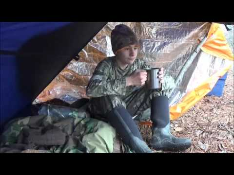 Camping: 4 Day Hunting Trip/West Virginia