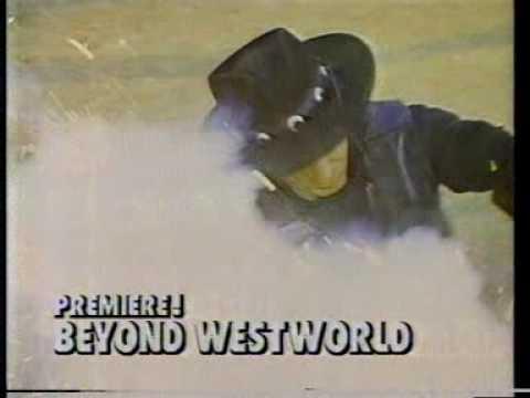 CBS Beyond Westworld  promo 1980