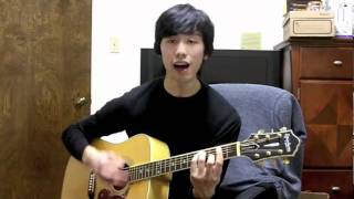 Song #95: Savage Garden - I Knew I Loved You Acoustic Cover [PROJECT365]
