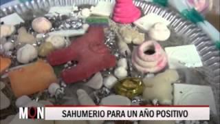 31-07-2015-18:30 SAHUMERIO PARA UN AÑO POSITIVO