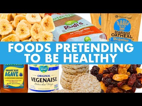 Unhealthy Foods Pretending to be Healthy! – Mind Over Munch!