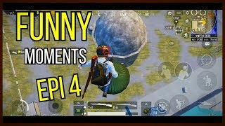 PUBG FUNNY MOMENTS EPi:4