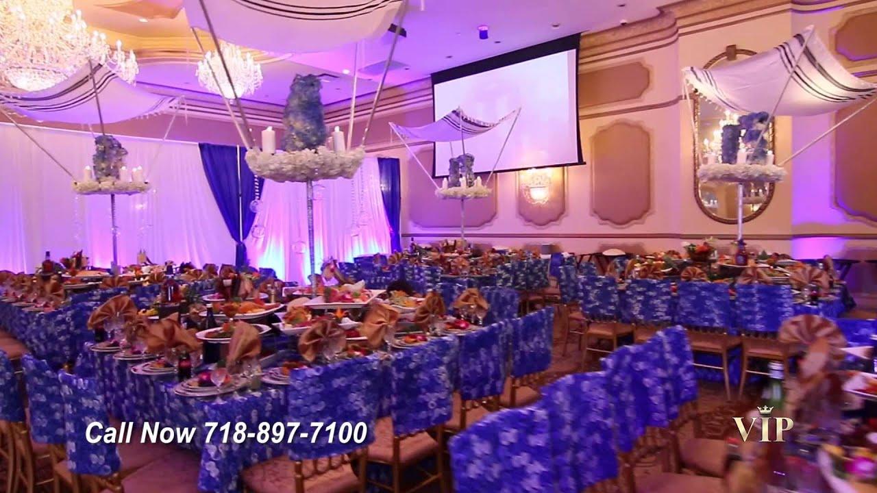 Luxury Bar Mitzvah Elite Palace Decor By Vip Wedding