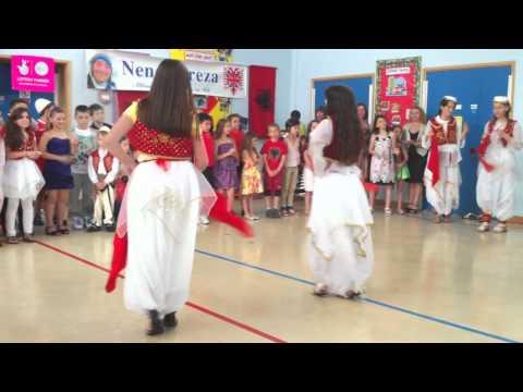 Nene Tereza.  , Albanian Culture Day date. 10 / 7 / 2011