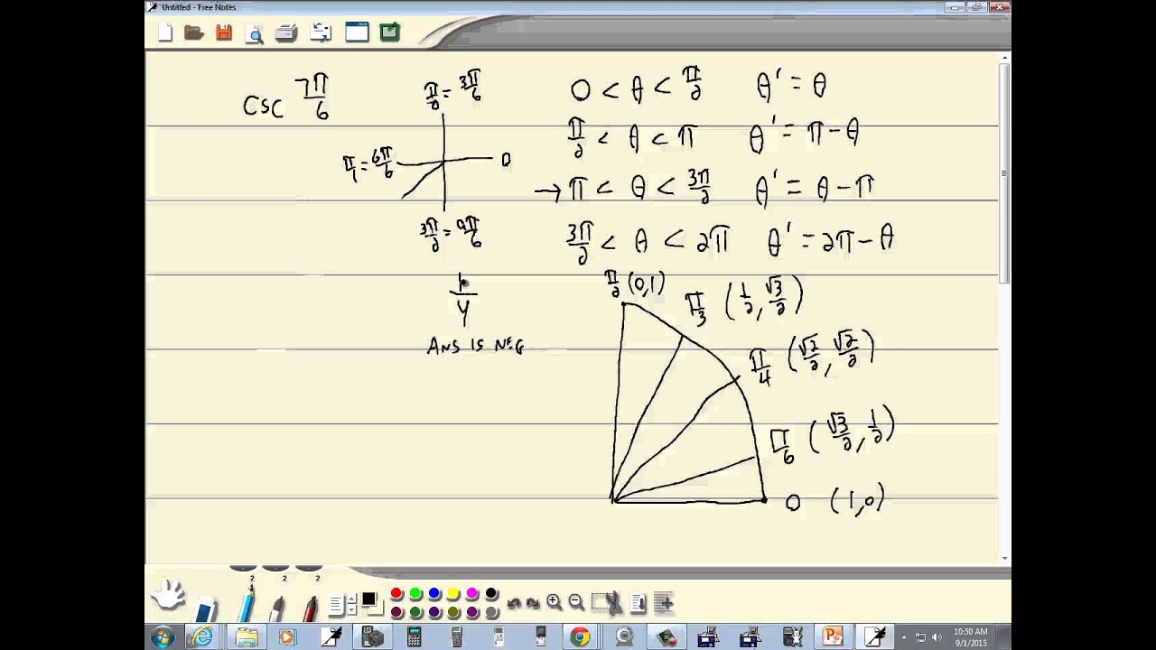 Trigonometry homework help for interval