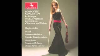 Jenö Hubay:  Violin Concerto No.3 in G minor Op. 99, 1. Introduction quasi Fantasia.  Moderato