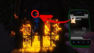 DUCH W DOMU MICHAELA?!  - GTA V Legendy & Teorie | ODC 6 |