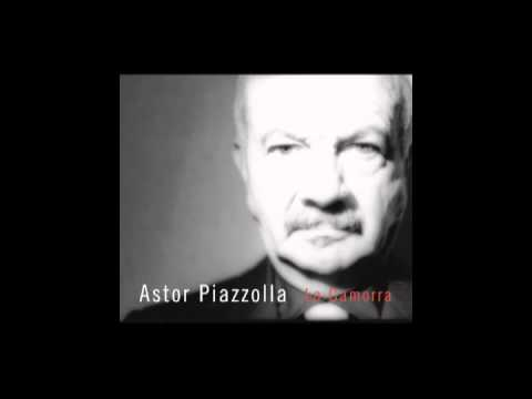 Astor Piazzolla - La Camorra (1989) [FULL ALBUM]