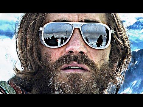 EVEREST Trailer Deutsch German & Kritik Review (2015)
