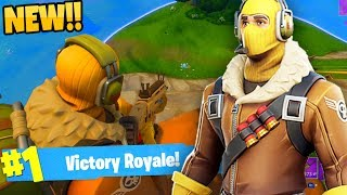 *NEW* CHARACTER OUTFIT GAMEPLAY in Fortnite: Battle Royale