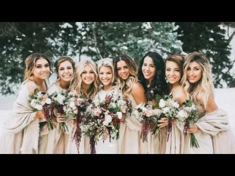 DWTS' Witney Carson's Winter Wedding