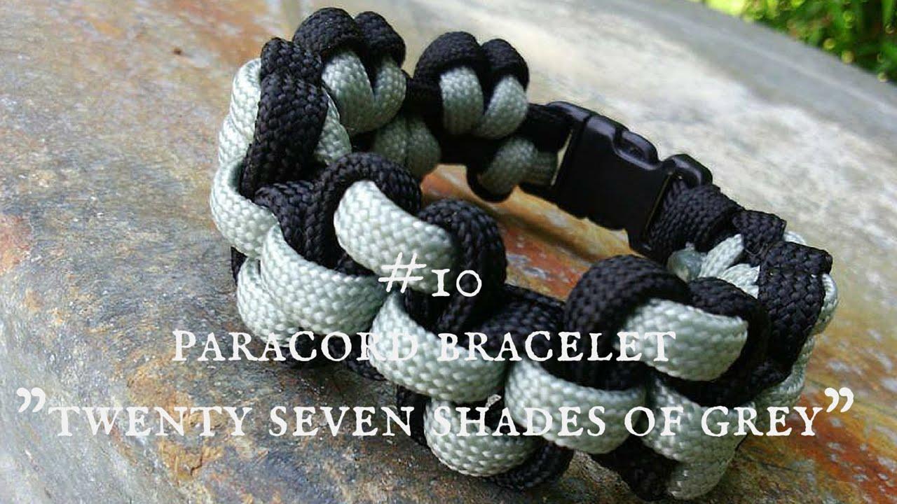 Image Result For How To Make A Paracord Braceleta