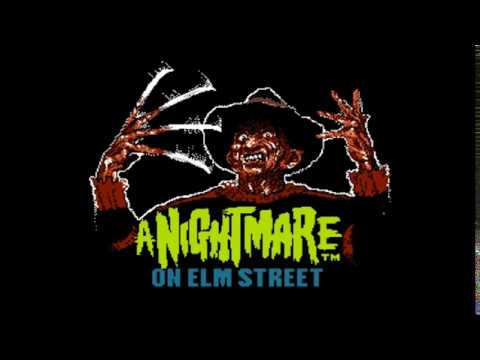 Playing some NES Classic games #3 a nightmare on elm street