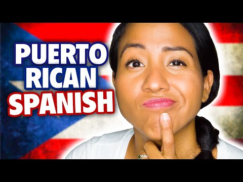 Why is Puerto Rican Spanish So Hard? [How to Understand the Accent]