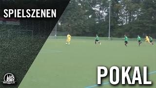 SC Borussia Lindenthal-Hohenlind - SV Schlebusch (1. Runde Bitburger-Pokal) - Spielszenen
