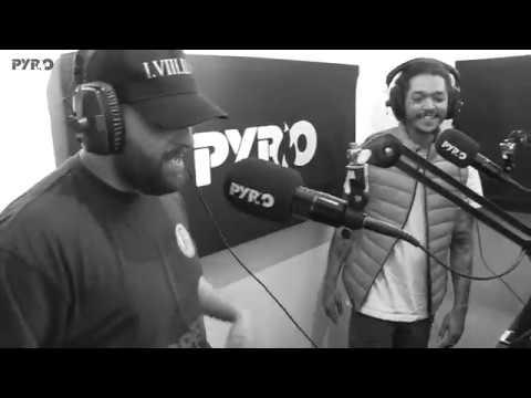 Oblig With Popzzy English & Jon E Clayface - PyroRadio - (03/10/2018)