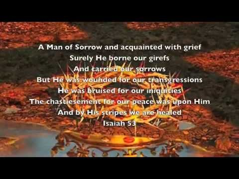 Man of Sorrows (lyrics & chords) Hillsong Live - YouTube