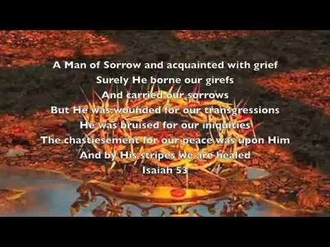man of sorrows hillsong pdf