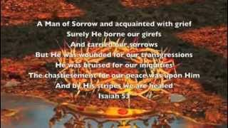 Man of Sorrows (lyrics & chords) Hillsong Live