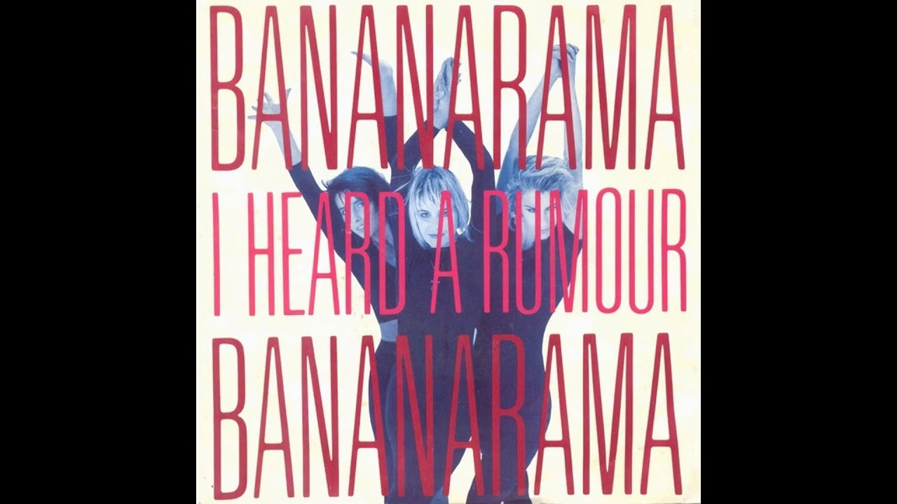 Karaoke I Heard A Rumour - Video with Lyrics - Bananarama