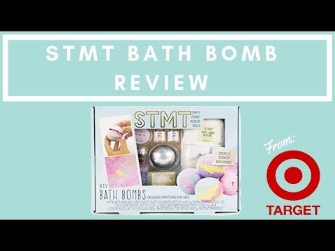 Heke Hacks • STMT Bath Bomb Kit Review!!