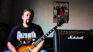 Nazareth - Broken Down Angel (Guitar Solo)