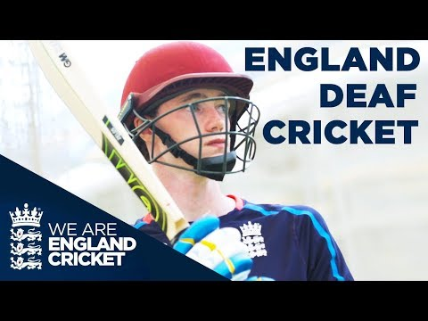 Deaf Cricket | What Does It Take To Play For England?