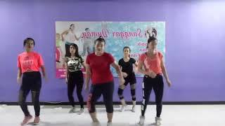 Via Vallen - Selow 💖 Dhinars Crew Zumba Fitness