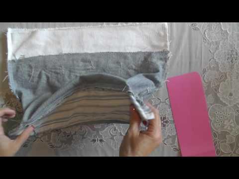 Как сделать дно у сумки
