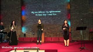 Worship Service, April 25, 2021