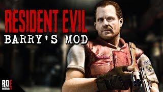 RESIDENT EVIL: BARRY'S MOD (v2.0) Fan Game
